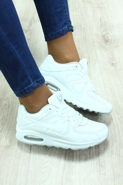 Кроссовки Nike Air Max Tribalon White