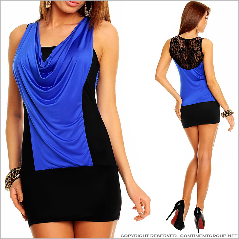 Черно Синее Платье Доставка